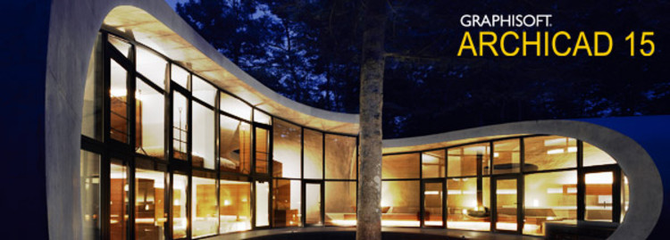 Graphisoft ArchiCAD 15 | ArchDaily