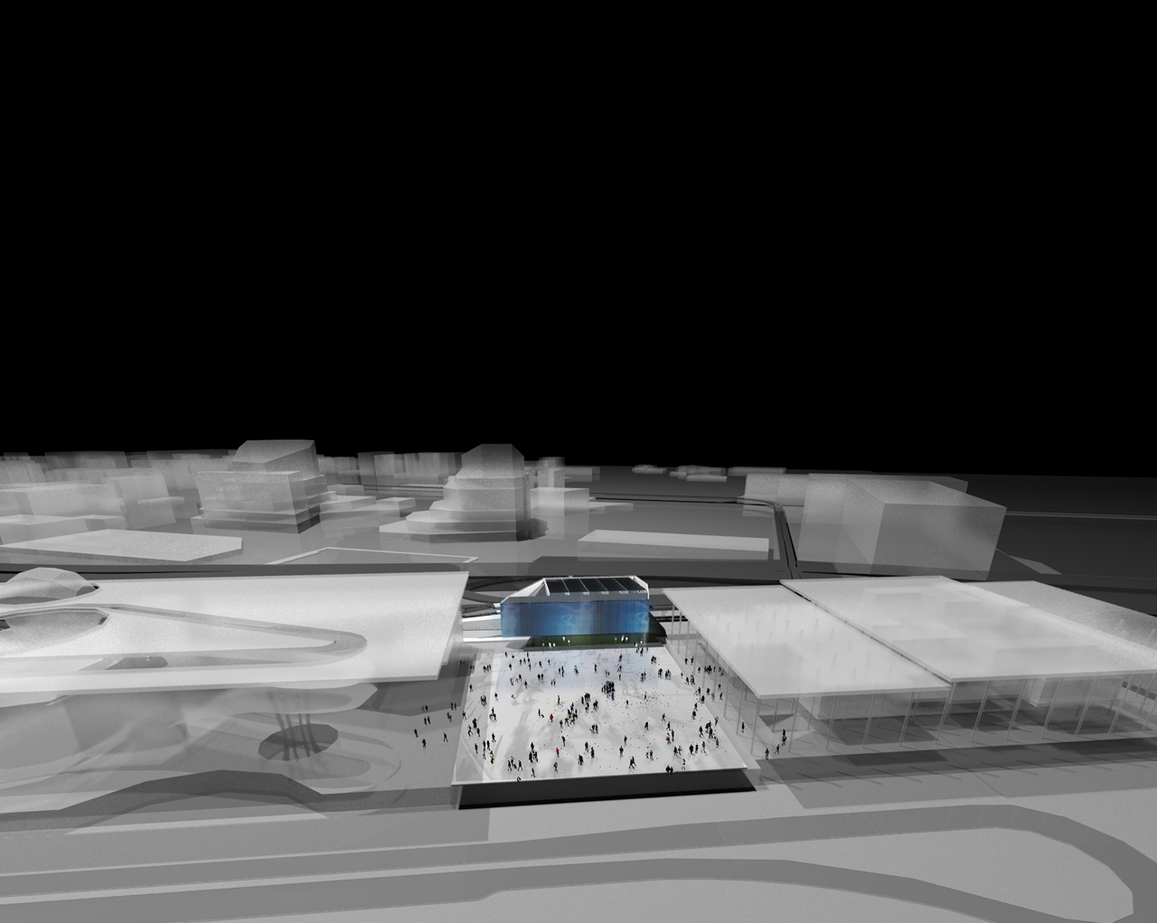 Best Image Miami Metromover Station Competition Proposal / Office-247