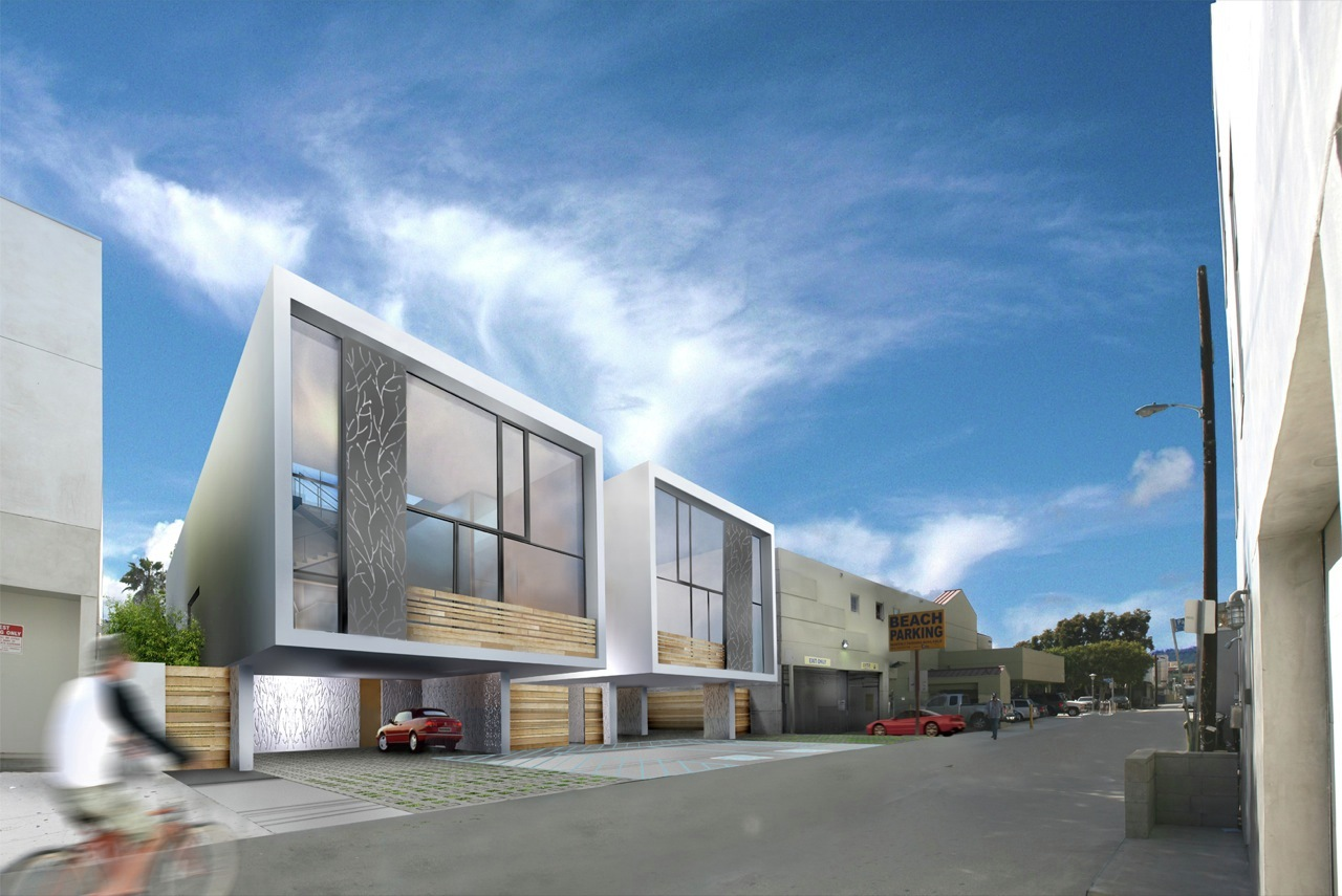 In Progress Ocean Front Mixed Use Kanner Architects
