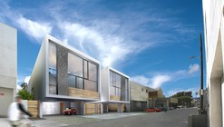 In Progress: Ocean Front Mixed-Use / Kanner Architects