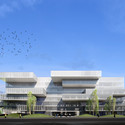 IPOST HEADQUARTERS BUILDING / STUDIOBV36