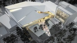 In Progress: Roberto Cantoral Music Hall / BROISSINarchitects
