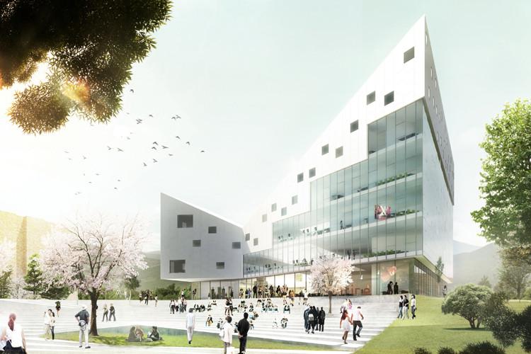 Beau Courtesy Of Henning Larsen Architects