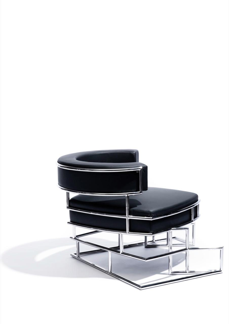 Zaha Hadid Furniture Designs: Gallery Of New Furniture Designs For Sawaya & Moroni