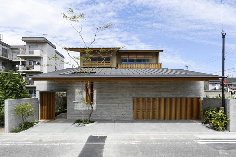House In Hinomiya / Tsc Architects | Archdaily