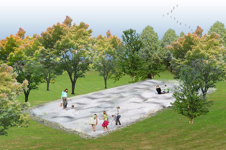 Selected Designs for the 2011 International Garden Festival | ArchDaily