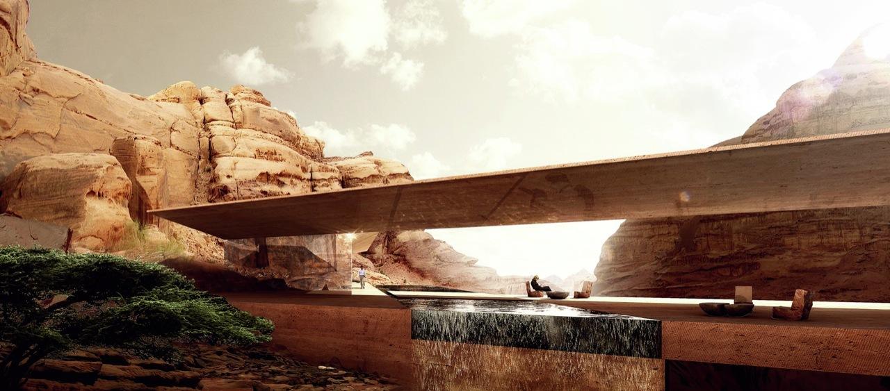 Gallery of Wadi Resort / Oppenheim Architecture + Design - 1