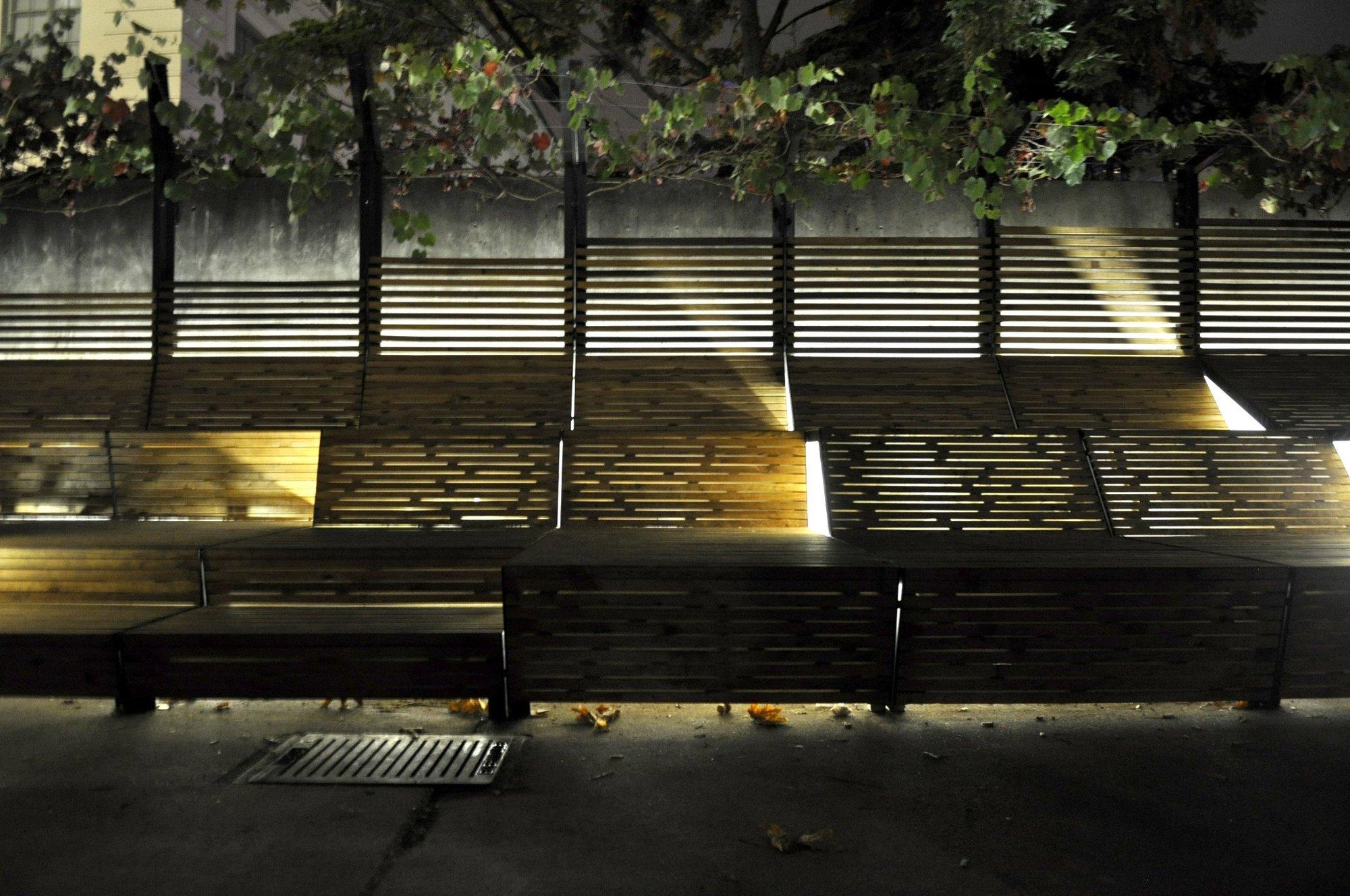 Incroyable Wurstershire Sauce / UC Berkeley Landscape And Architecture Graduate  Student Team