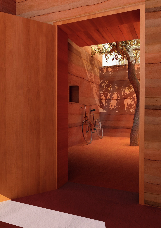 a house in luanda competition winner pedro sousa tiago ferreira tiago coelho b rbara. Black Bedroom Furniture Sets. Home Design Ideas