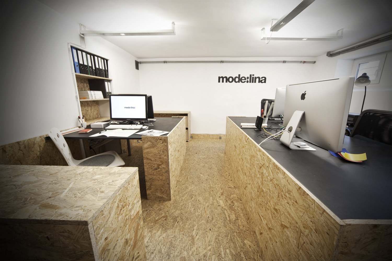 Gallery of OSB OFFICE / mode:lina - 5