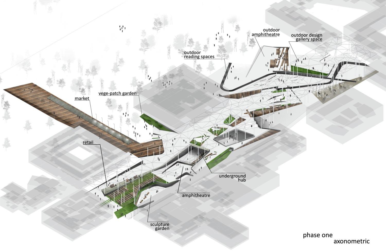 Campus design competition