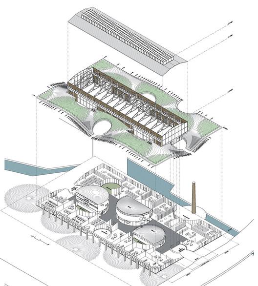 Hangzhou Xintiandi Factory H Serie Architects Archdaily