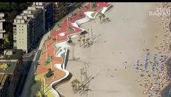 Video: Benidorm West Beach Promenade / OAB