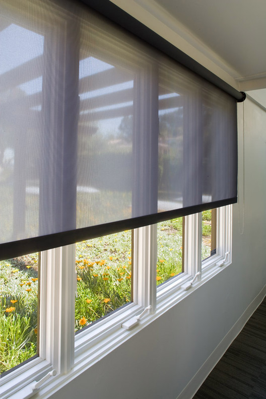 Rb 500 Hunter Douglas Contract Archdaily