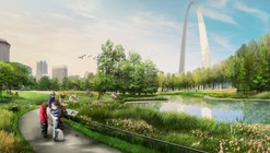 Update: The City+The Arch+The River 2015 / MVVA