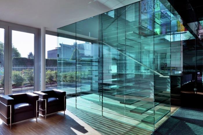 gallery of vetreria airoldi office and showroom buratti