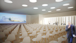 C. F. Møller Architects win Kristiansund Opera and Culture Center