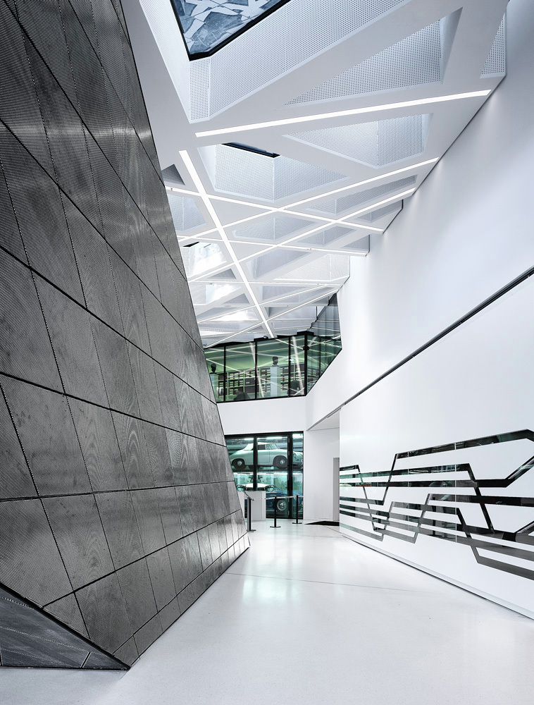 Gallery Of Porsche Museum Delugan Meissl Photos By Michael Schnell 16