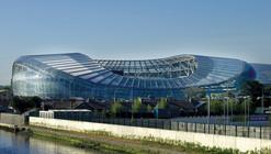 Aviva Stadium opened Friday in Dublin