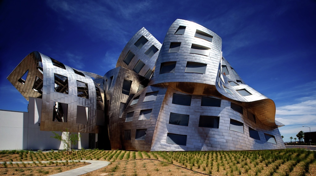Gallery of cleveland clinic lou ruvo center for brain - Dekonstruktivismus architektur ...