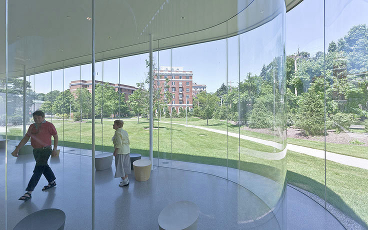 Glass Pavilion at the Toledo Museum of Art / SANAAGlass Pavilion at the Toledo Museum of Art / SANAA