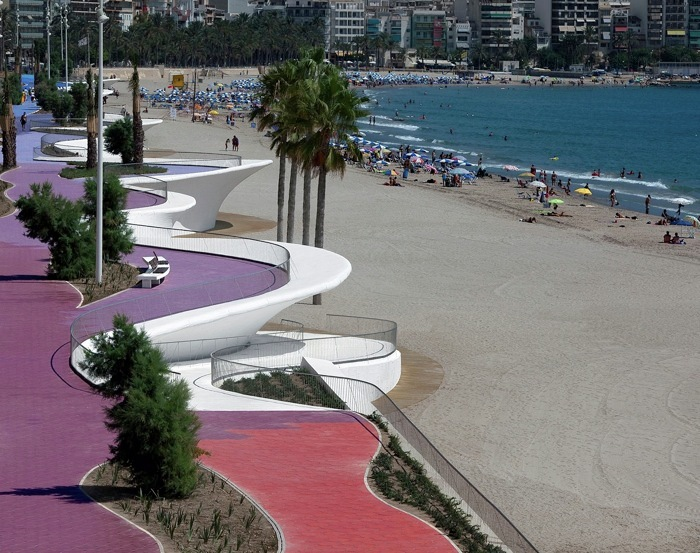 Gallery of Benidorm Seafront / OAB - 3