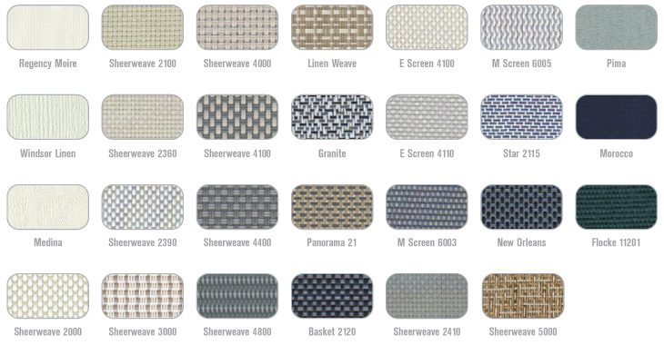 Gallery Of Roller Shades Fr Hunter Douglas Contract 12