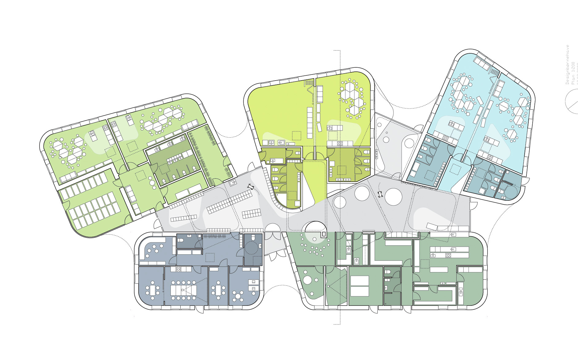 In Progress Design Kindergarten Cebra Archdaily