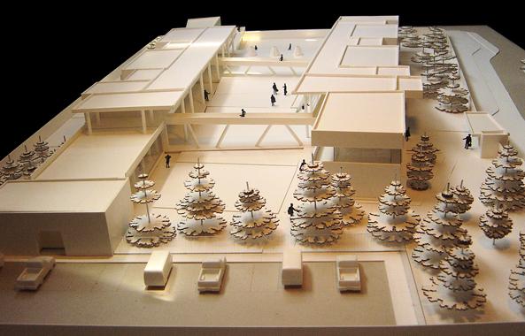 Plotter de corte plataforma arquitectura - El color en la arquitectura ...