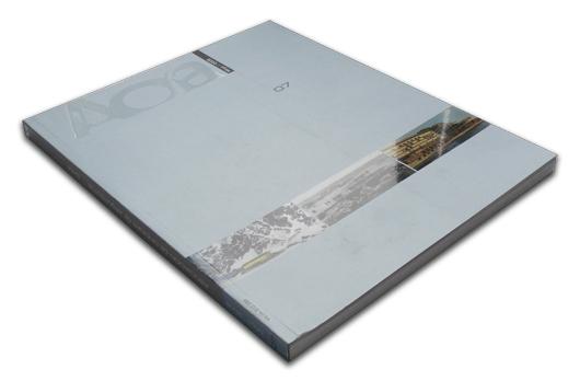 Revista aoa 07 plataforma arquitectura for Portadas de arquitectura