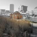 ATLANTIC CITY HOLOCAUST MEMORIAL COMPETITION PROPOSAL / DAVID NEUSTEIN AND ADI ATIC