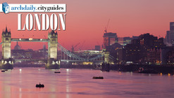 Architecture City Guide: London