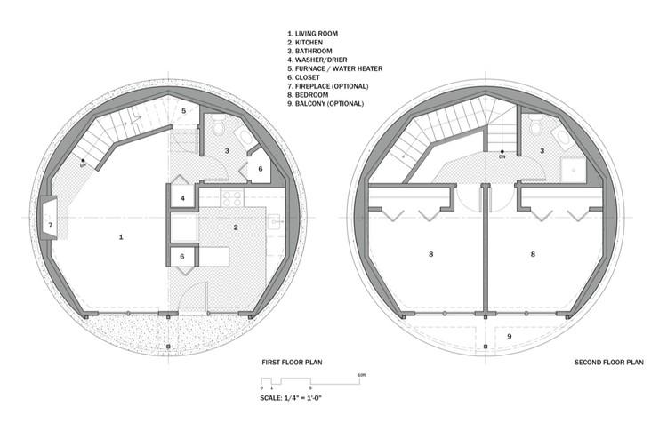 grain bin house floor plans part 27 floor plans