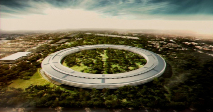 apple cupertino office. Apple Campus In Cupertino Office O