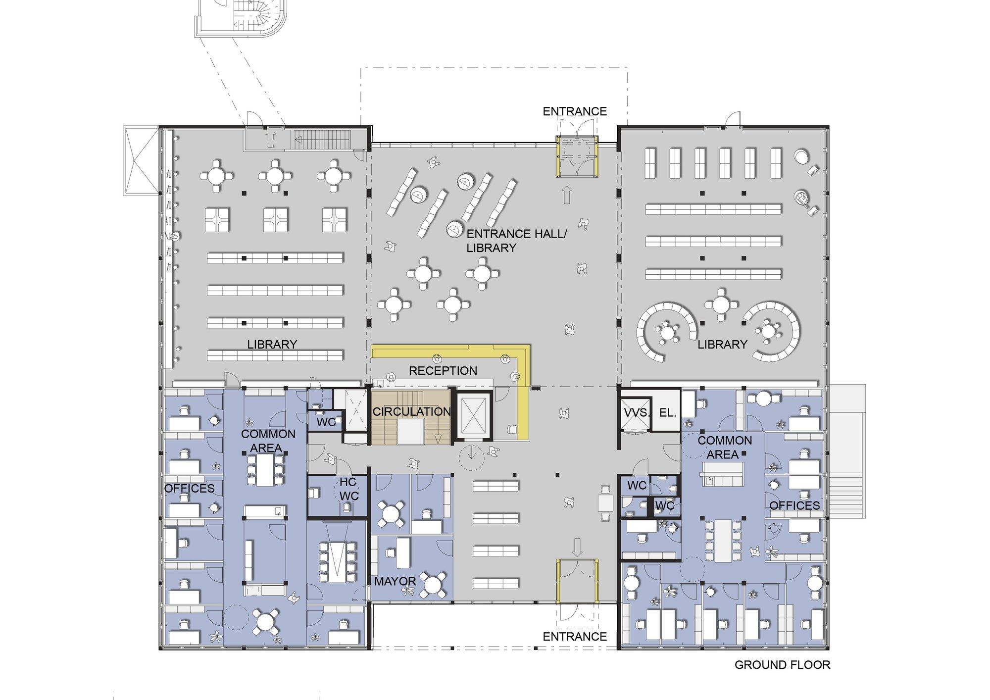 Trend st Floor Plan