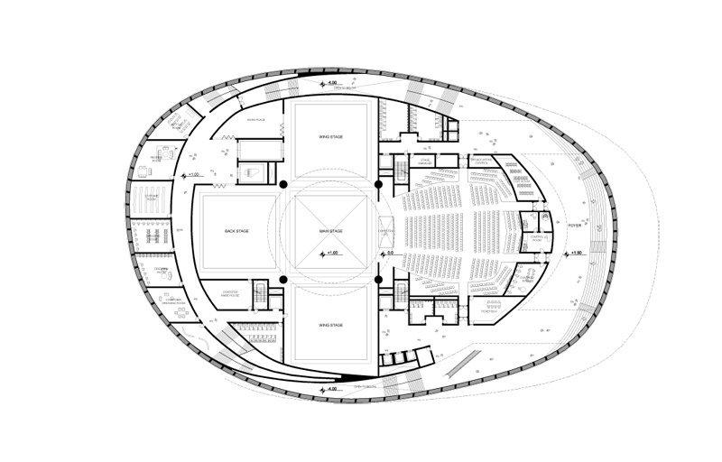 Gallery Of Busan Opera House Proposal PRAUD 2