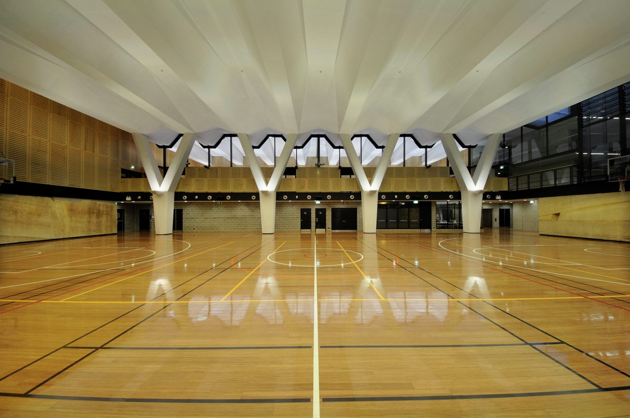 Gallery Of Multi Purpose Sports Hall And Teaching Facility