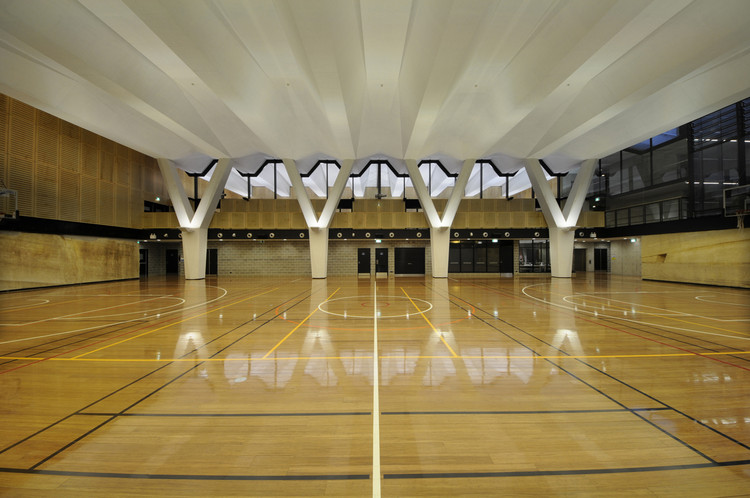 Multi Purpose Sports Hall And Teaching Facility Ptw