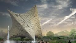 New Taipei City Museum of Art Proposal / OODA