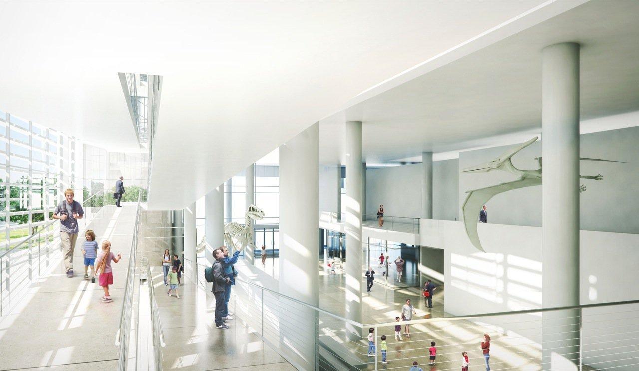 Richard Meier Partners Design For The New Royal Alberta MuseumCourtesy Of