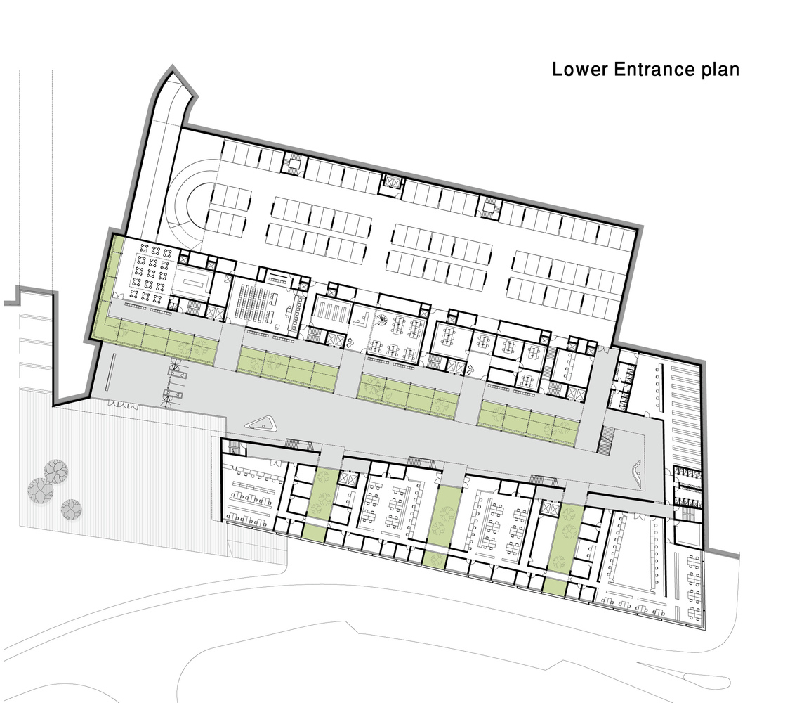 Gallery Of District Courthouse Proposal Chyutin Architects