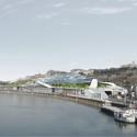 BETON HALA WATERFRONT CENTER / SOU FUJIMOTO ARCHITECTS