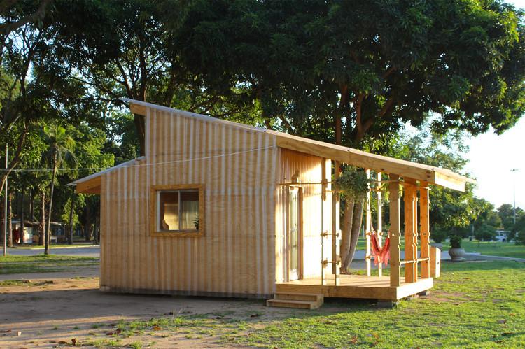 Casa Revista: a primeira casa fabricada digitalmente no Brasil, Cortesia de Clarice Rohde