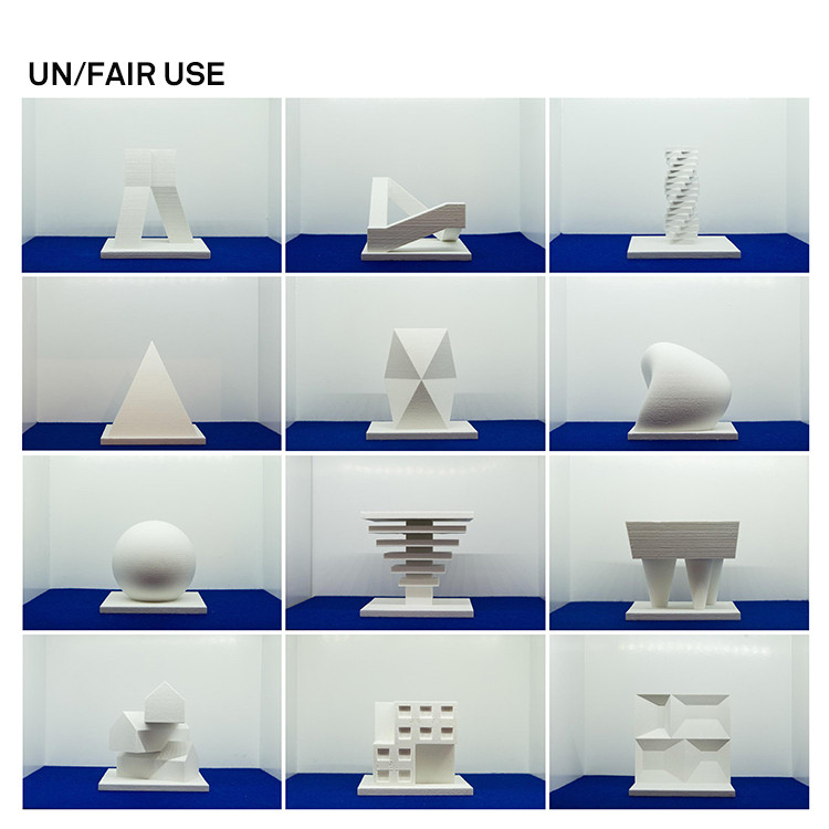 Exhibition: Un/Fair Use, Un/Fair Use at the Center for Architecture