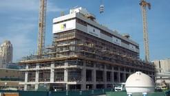 In Progress: Dubai Pearl / Schweger Associated Architects