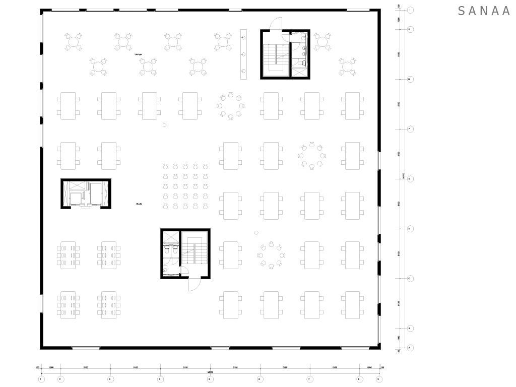 Gallery of Zollverein School of Management and Design ...