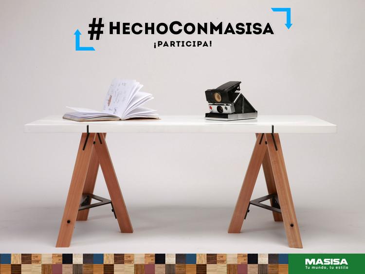#HechoConMasisa: Diseña, Arma y Comparte