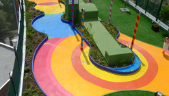 Garden and Playspace / Moneo Brock Studio