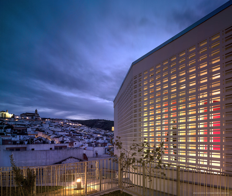 Day-Care Center for Elderly People  / Francisco Gómez Díaz + Baum Lab, © Jesús Granada