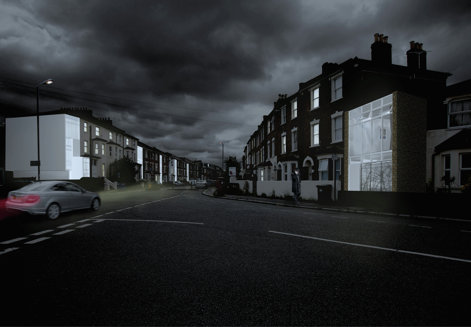 Gap Housing By Akira Yamanaka. Image Courtesy Of New London Architecture